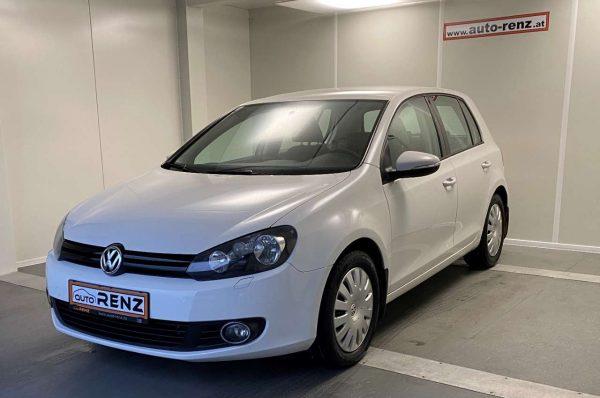 Volkswagen Golf Rabbit 2,0 4MOTION TDI DPF bei Auto Renz e.U. Inhaber Leopold Renz in