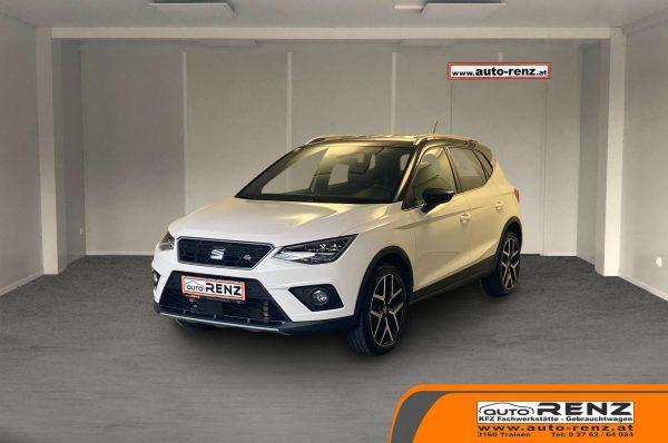 SEAT Arona FR bei Auto Renz e.U. Inhaber Leopold Renz in