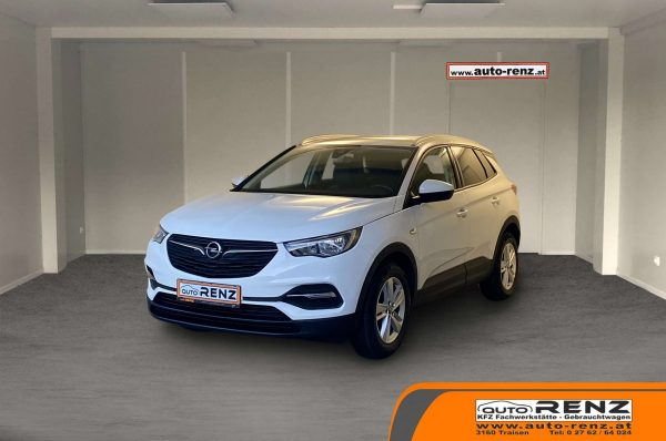 Opel Grandland X 1,2 Turbo Direct Inj. Edition bei Auto Renz e.U. Inhaber Leopold Renz in