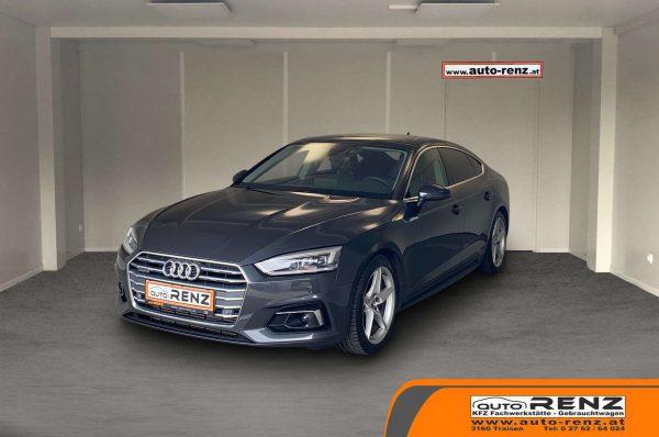 Audi A5 Sport-quattro 3.0 TDI MEGA-Ausstattung! bei Auto Renz e.U. Inhaber Leopold Renz in