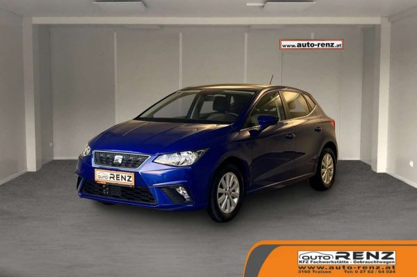 SEAT Ibiza 1,0 ECO TSI Style bei Auto Renz e.U. Inhaber Leopold Renz in